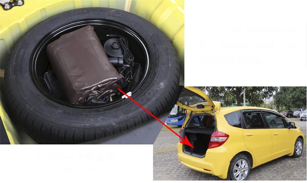D&F Kissen Luftbett aufblasbare Kissen D&F aufblasbare SUV-Fahrzeug für die meisten Fahrzeuge dc9ff3