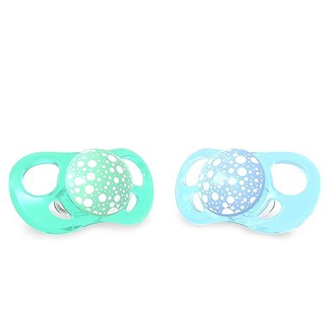Twistshake 78288 - Chupete, color pastel azul verde: Amazon ...