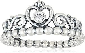 خاتم للنساء من الفضة الاسترليني 925 من باندورا