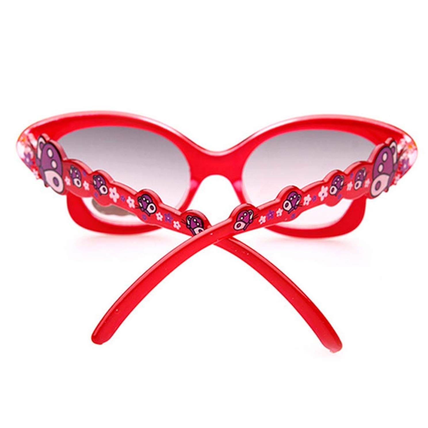 shihudgd Baby Jungen Sonnenbrille rot rot 0-24 Monate