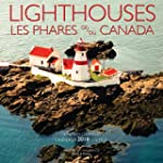 Lighthouses Of Canada 2016 Square 12x...