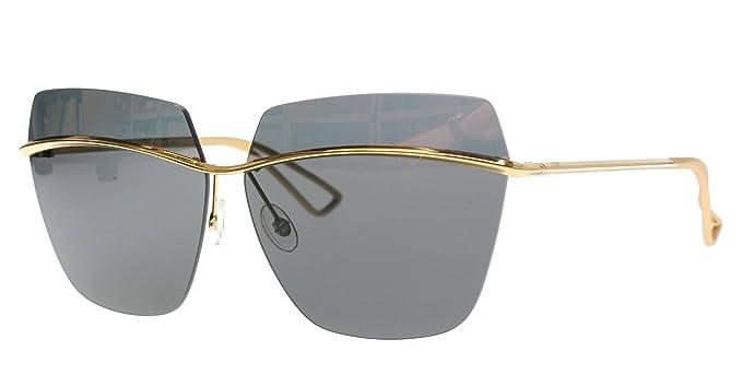 Amazon.com: Dior anteojos de sol Dior metálico anteojos de ...