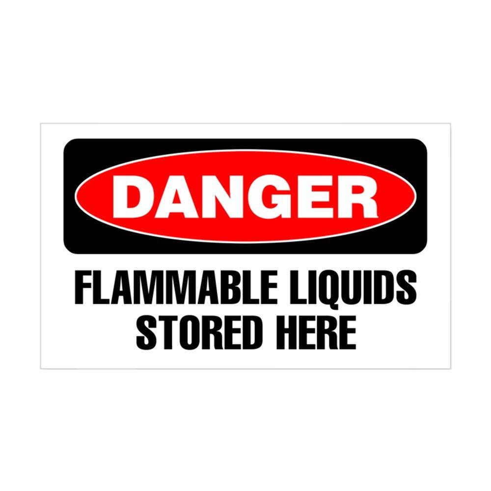 日本製 CafePress – ホワイト Danger :可燃性液体保存されここステッカー – 長方形バンパーステッカー車デカールステッカー Small CafePress - - 3x5 ホワイト 03877985183C784 Small - 3x5 ホワイト B00Q62BY7Y, ロケットミュージック 楽譜EXPRESS:7c9290d2 --- mvd.ee