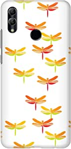 Stylizedd Huawei Honor 10 Lite Slim Snap Basic Case Cover Matte Finish - Firefly