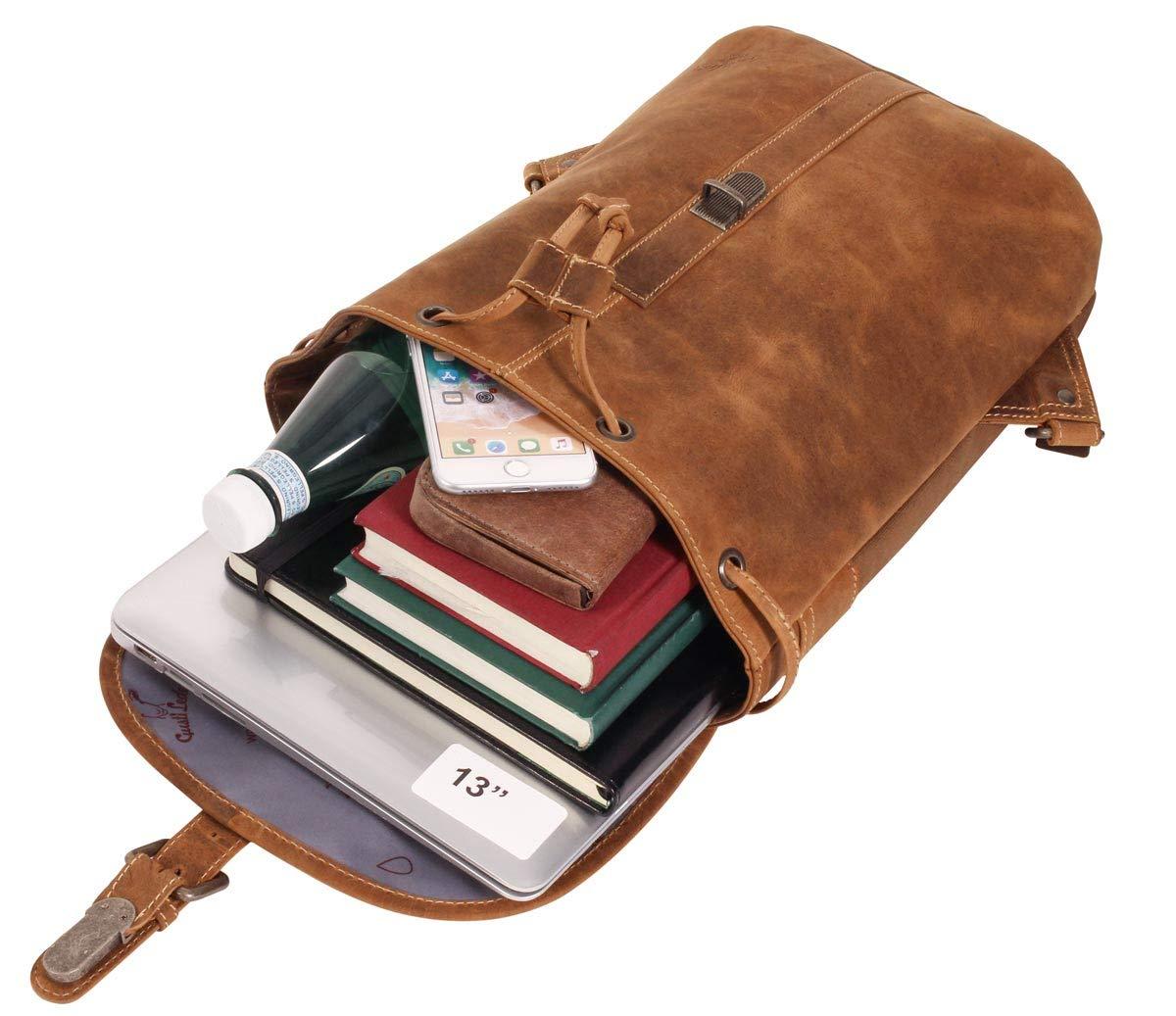 Gusti-Leder-Rucksack-Braun-Laptop-Lederrucksack-Business-Cityrucksack-Stylisch