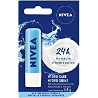 NIVEA Hydro Care Lip Balm Stick, 4.8 g