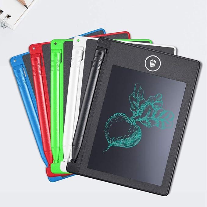 Tablero de dibujo electronico para niños de 4.4 Pulgadas, Tablero de comunicación para Personas con discapacidad, Pizarra pequeña, Opcional: Amazon.es: ...