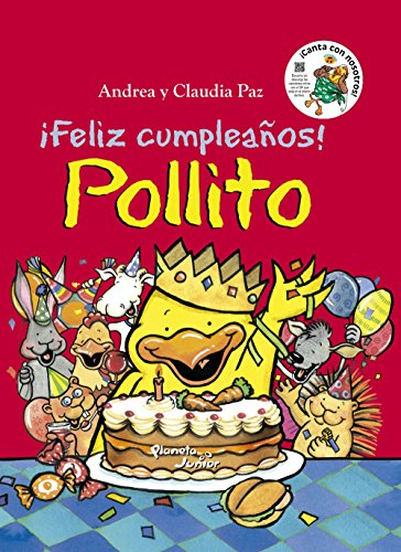 Amazon.com: Feliz cumpleaños pollito (Spanish Edition) eBook ...