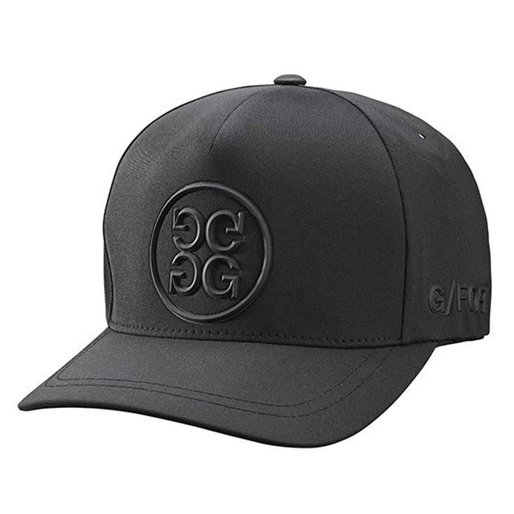 Gfore New Delta スナップバック ゴルフキャップ One Size Fits All オニキス B07MHNFKCP