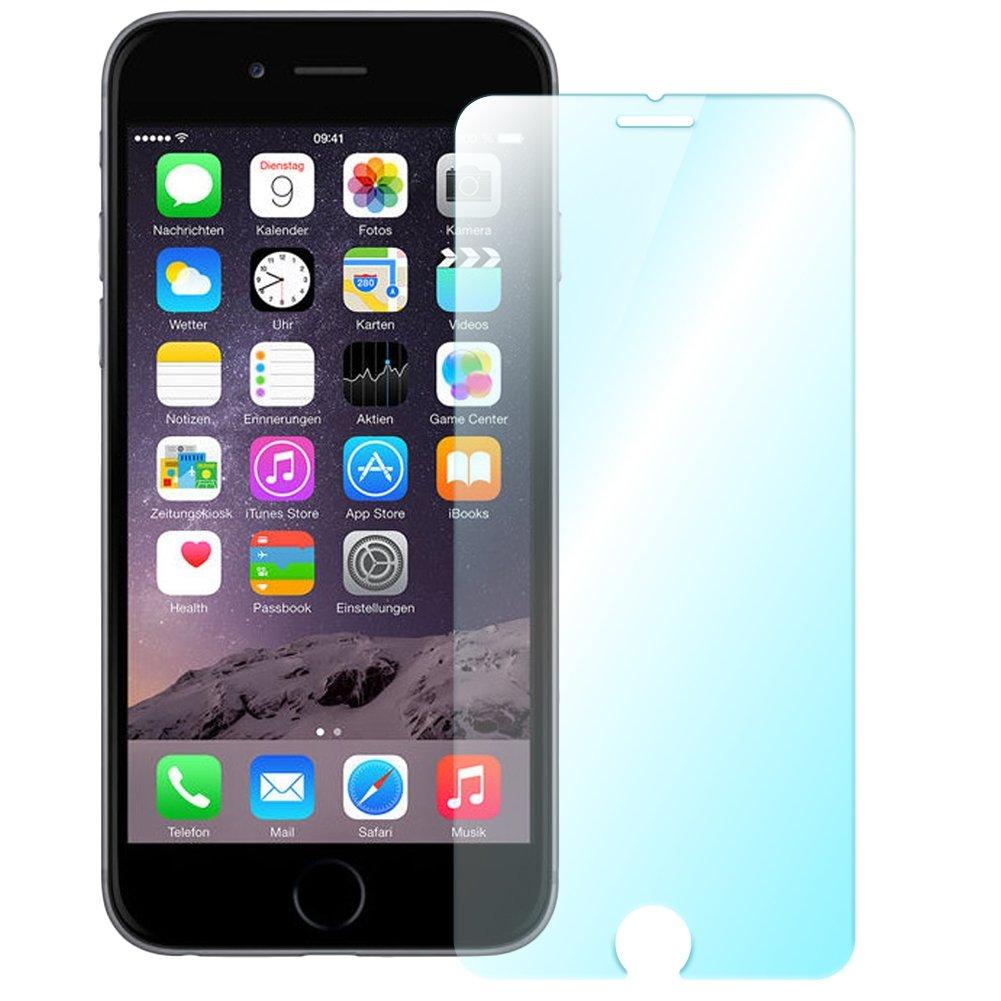 Apple iPhone 6 / 6s Echt Glas Folie Displayglas: Amazon.de: Computer ...
