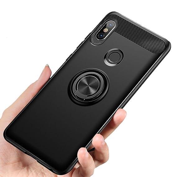 UMIPUBO Funda Xiaomi Redmi Note 5, Case Cover TPU Gel Parachoques a Prueba de Golpes