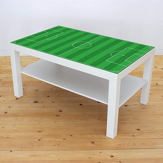Muebles decorativo para campo de fútbol verde – Compatible con ...