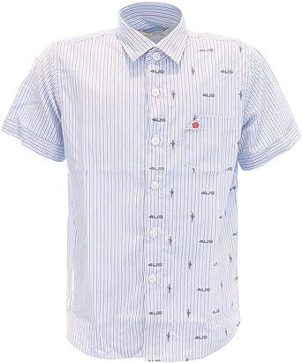 Cesare Paciotti 4US - Camisa de rayas para niño: Amazon.es ...