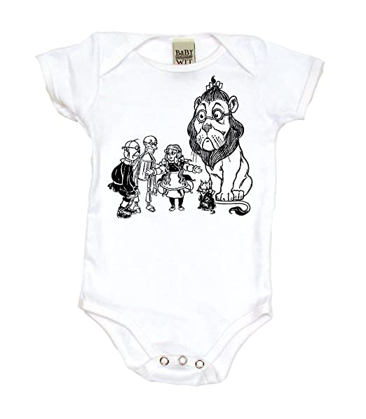 1c254fe682 Amazon.com  Wizard of Oz Cute Baby Clothes Boy