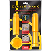Calculated Industries Center Mark Drywall Recessed Light Fixture Locator Tool