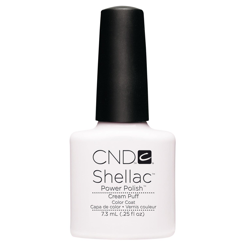 CND Shellac Power Polish Cream Puff