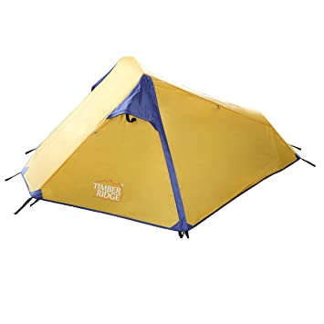 Timber Ridge Backpacking Tent for C&ing Mountaineering Hiking  sc 1 st  Amazon.com & Amazon.com : Timber Ridge Backpacking Tent for Camping ...