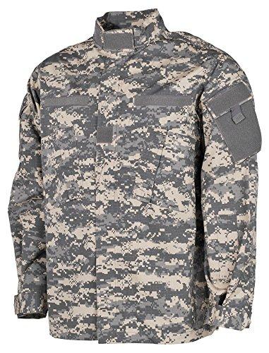 USA chaqueta de campo, ACU, Acanalado - Nightcamo, XL ACU Digital