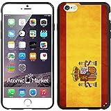 IP6%2B Spain Spanish Grunge Flag Iphone