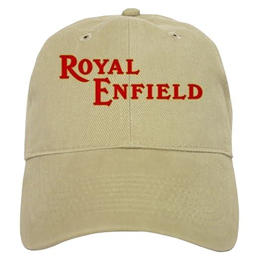 37c050f6063 CafePress - Royal Enfield Jpg - Baseball Cap with Adjustable Closure