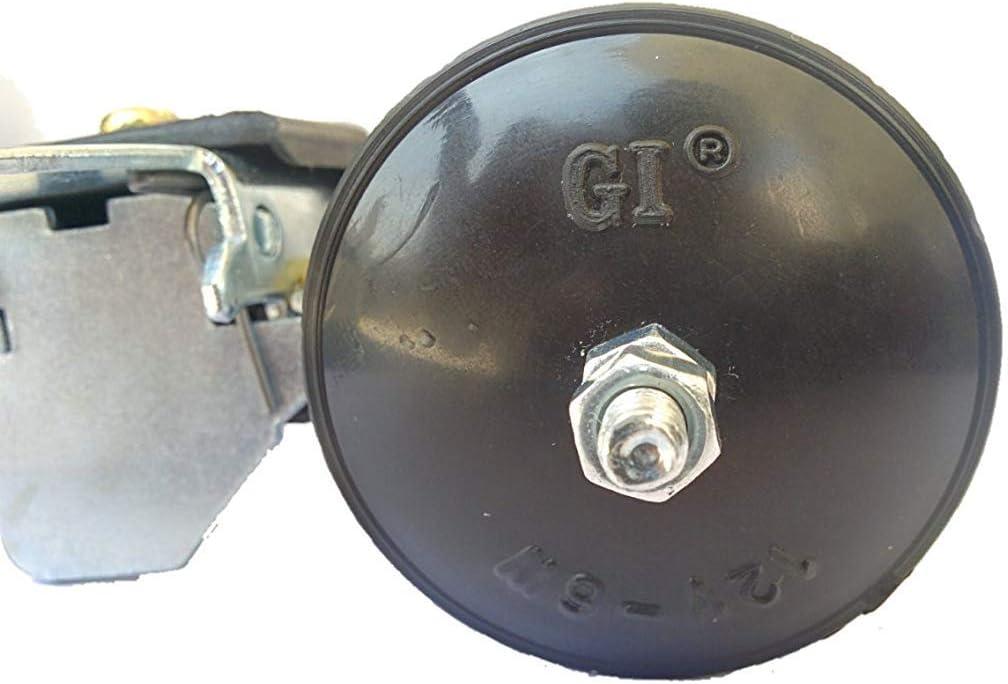GI Bicicleta Dinamo 12 Voltios Generador de fricción Abrazadera de ...