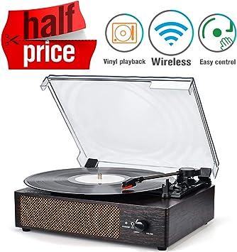 Amazon.com: Reproductor de grabaciones portátil LP Belt ...