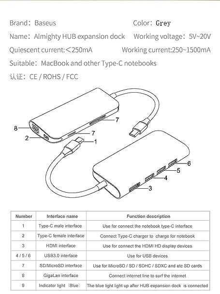 Tf Card Reader 4k Hdmi 3 X