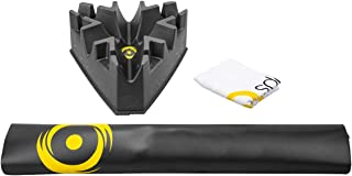 product image for Saris CycleOps Complete Accessory Kit with Bike Mat, Climbing Block & Towel, Black