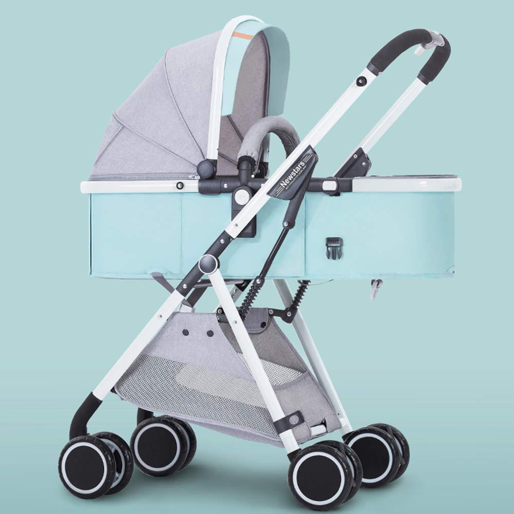 ベビーカー高景観幼児出産新生児用ベビーカーからベビーカーベビーカー折り畳み,b  b B07SFGH5Z8
