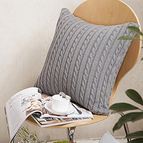 YALL _ Tejer tejer Cojín acolchado y almohadas estilo ...