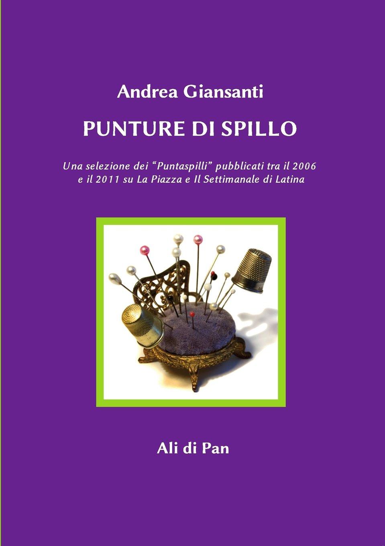 Read Online Punture di spillo (Italian Edition) pdf epub