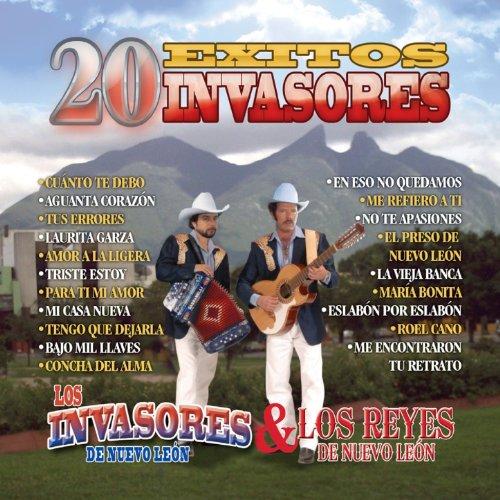 ... 20 Exitos Invasores