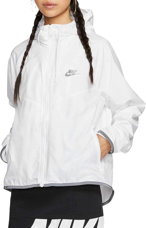 derrota Grafico Circo  Amazon.com : Nike NSW Windrunner Jacket Femme : Clothing
