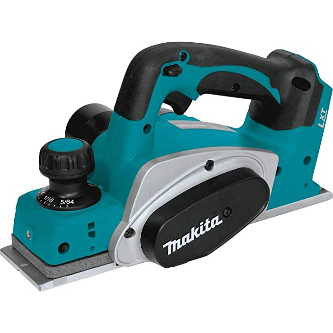 Best Hand Planer: Makita XPK01Z 18V LXT Lithium-Ion Cordless 3-1/4-Inch Planer