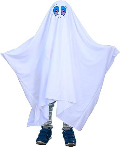 Ghost Costume Kids Halloween Fancy Dress