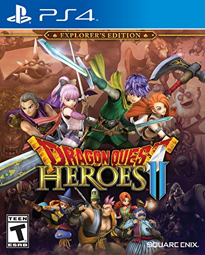 - Dragon Quest Heroes II Explorer's Edition - PlayStation 4