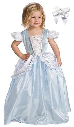 Amazon.com: Little Adventures 11154 Cinderella Princess Costume ...