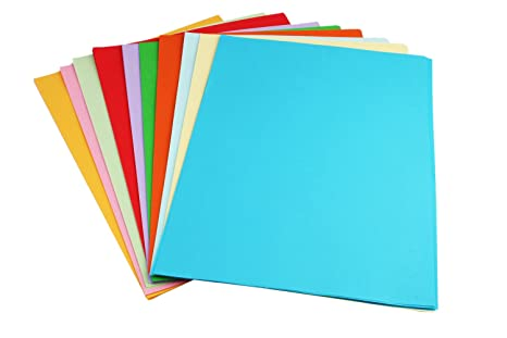 Sinar Premium A4 Color Paper For Photocopy Art Craft 100 Sheets