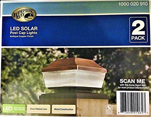 Best 4X4 Solar Post Lights