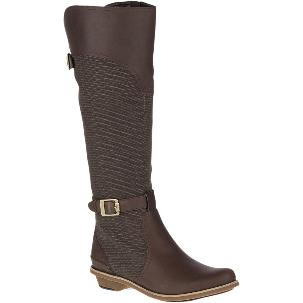 Merrell Women's, Adaline Tall Rider Boots B01N6UZ8ZQ 6.5 B(M) US|Bracken
