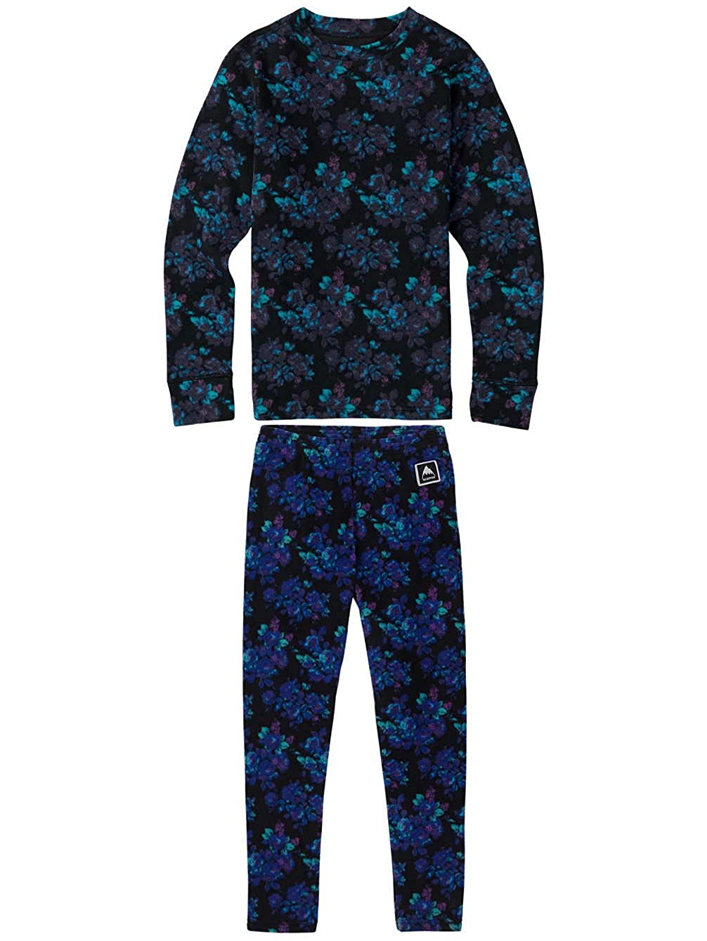Burton Youth 1st Layer Fleece Top and Bottom Base Layer Set 132131GW18