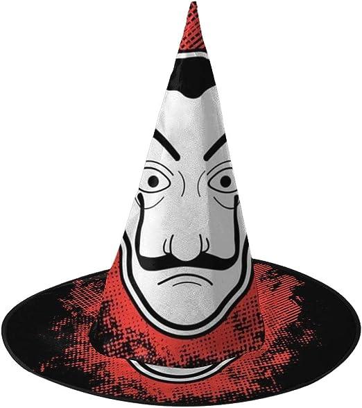 OJIPASD Casa de Papel máscara de Dali para Halloween, Unisex ...