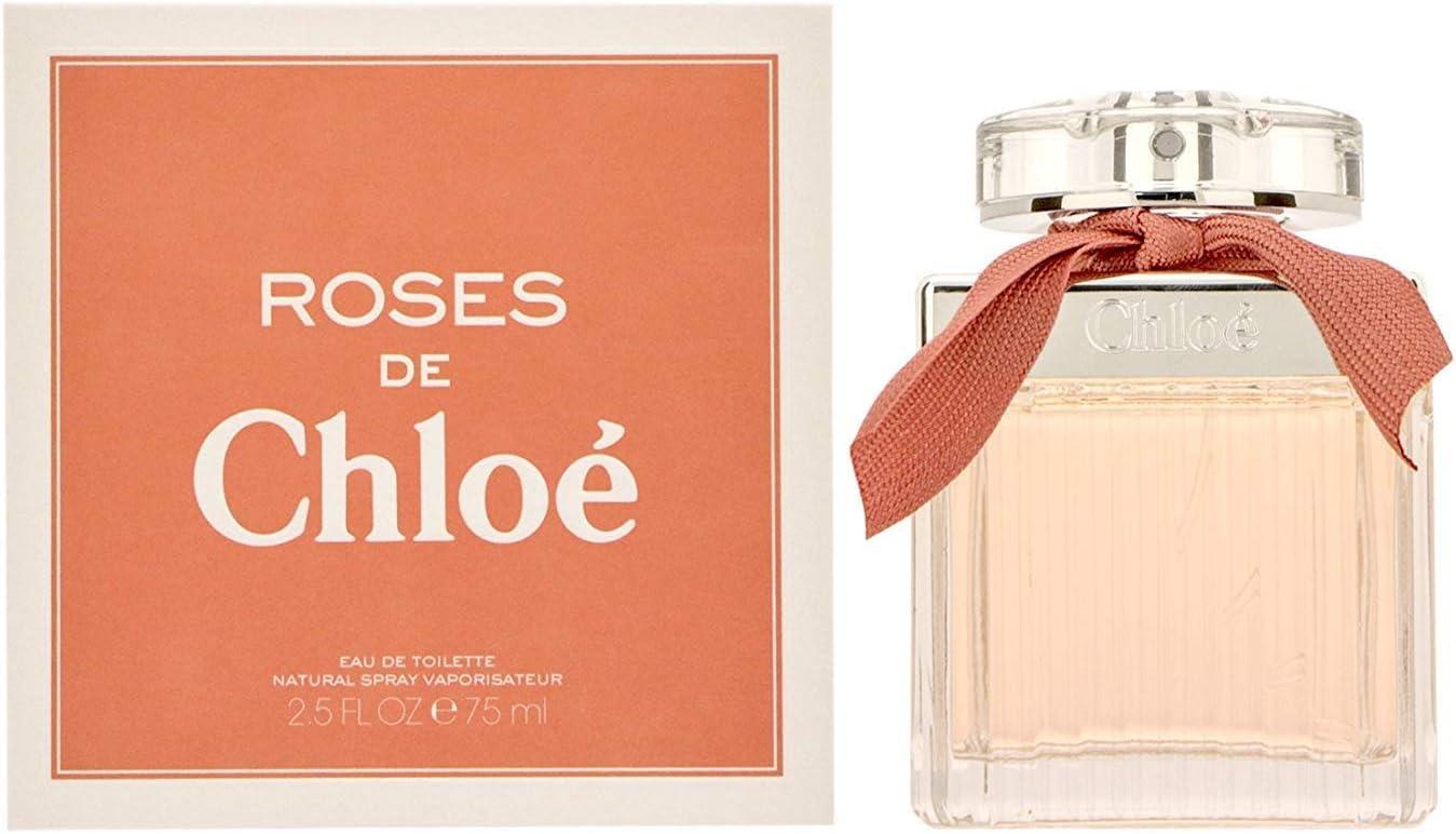 chloe rosas agua de perfume opiniones