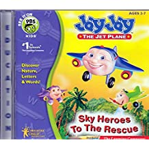 Jay Jay the Jet Plane: Sky Heroes to the Rescue (Jewel Case)