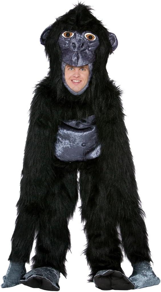 Disfraz gorila para adulto: Amazon.es: Juguetes y juegos