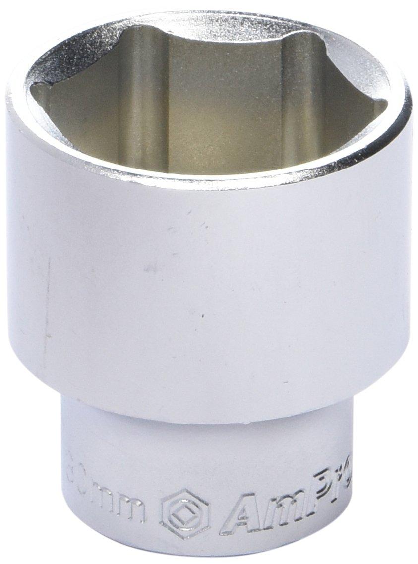 Ampro T335430 Douille 1/2' avec 6 Pans, 30 mm
