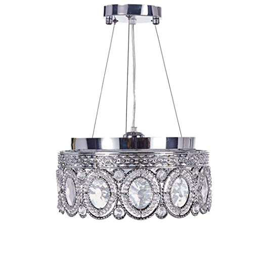 Amazon.com: Diamond Life - Lámpara de techo con acabado ...