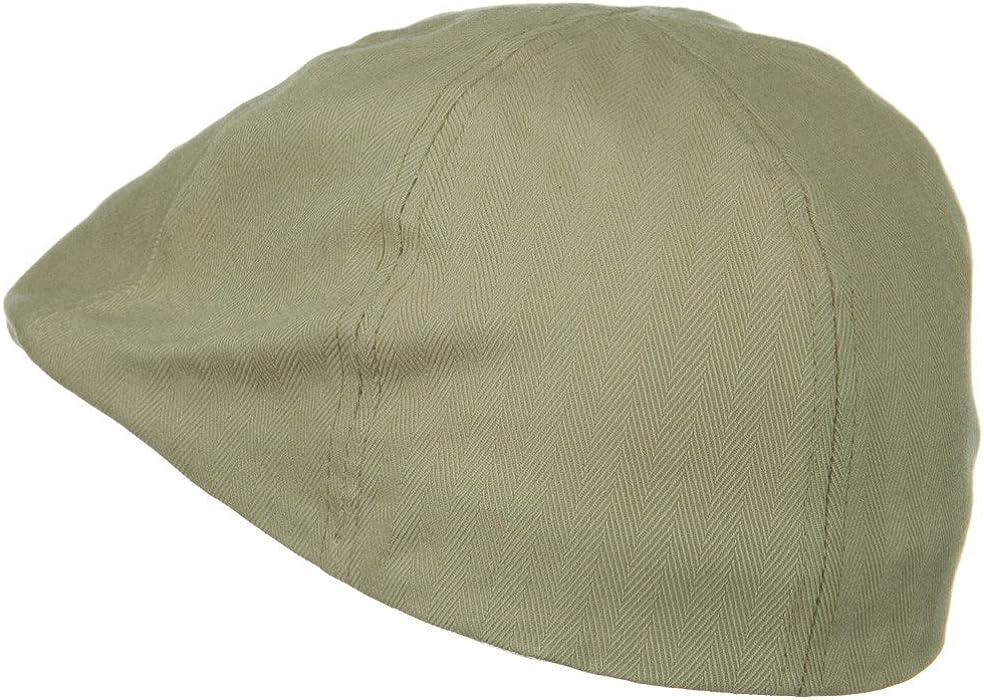 Flexfit Driver Herringbone Ivy Cap - Khaki at Amazon Men s Clothing ... 0d83615b1468