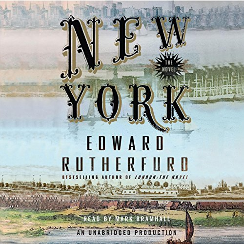 New York: The Novel by Random House Audio