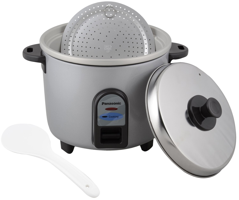 Panasonic SR-WA10 0.5-Litre Automatic Electric Rice Cooker